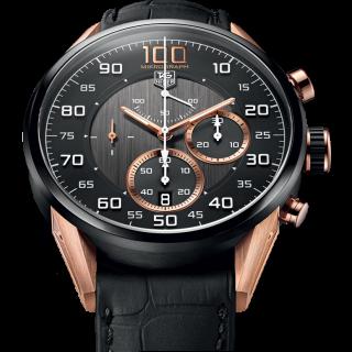 Reloj Tag Heuer Carrera Mikrograph 1/100th Avant-Garde
