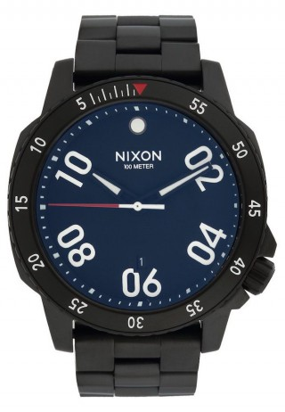 Reloj Nixon Ranger all black
