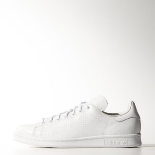 Zapatillas adidas Stan Smith blancas con lunares