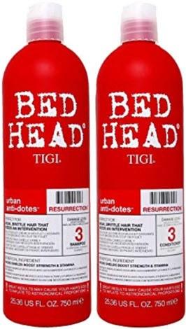 Bed Head Resurrection Champu y Acondicionador