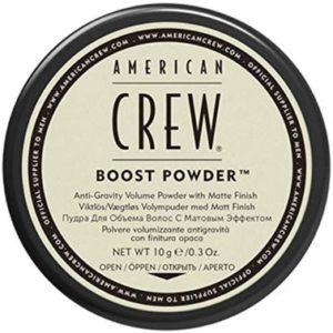 American Crew Boost Powder - Polvo antigravedad y volumen para el Cabello