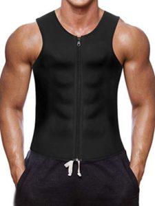 Chaleco Sauna Hombre - Camiseta de Sudoracion Reductora