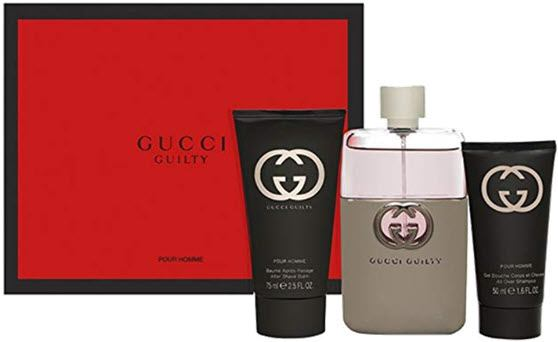 Guilty by Gucci para Hombre - Set de Regalo
