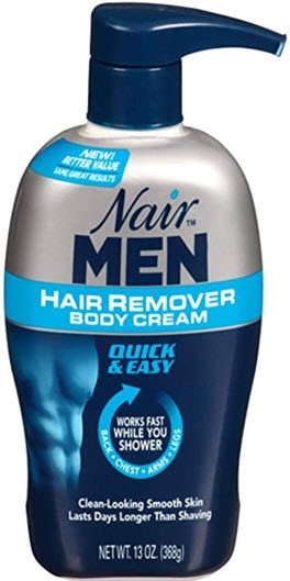 Nair Men Hair Remover Body Cream - 368g