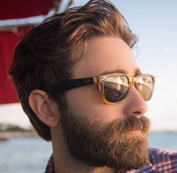 Cuidado de la Barba y el Bigote en el Hombre